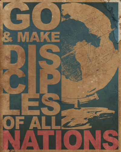 Go and Make Disciples_Resized 500 Height