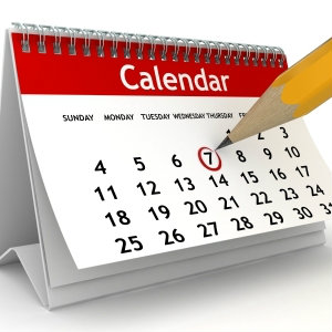 Calendar Image 300 by 300