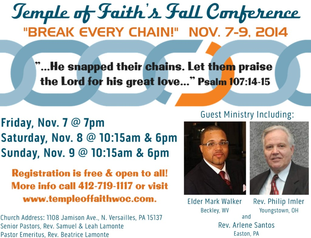Fall Conference 2014 Postcard 4